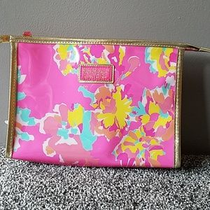 Lilly Pulitzer Cosmetic Makeup Bag